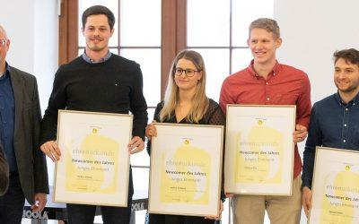 Erstmals Newcomer dabei! – 6. Ehrungsmatinée des Sportbundes Pfalz
