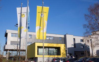 Sportbund-Geschäftsstelle wieder eingeschränkt geöffnet