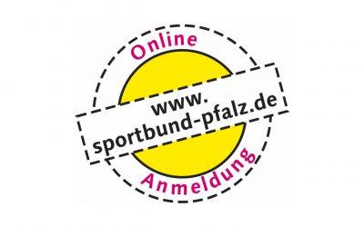 Anmeldungen zu unseren Aus- und Fortbildungen sowie Sportjugend-Freizeiten