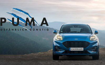 Aktuelles Angebot bei ASS: Der Ford Puma