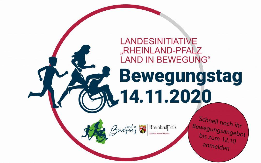 Rheinland-pfälzischer Bewegungstag