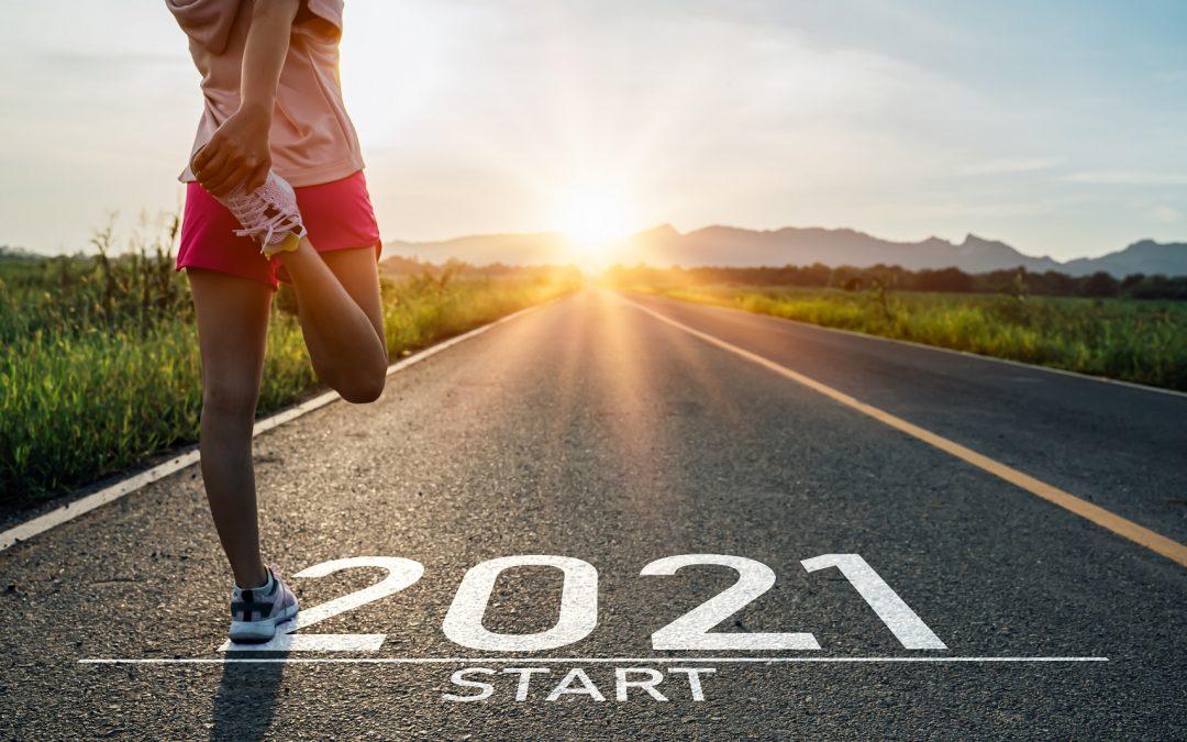 Mit den besten Wünschen für 2021
