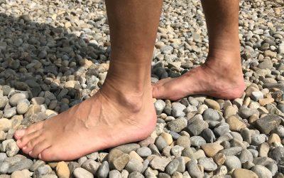 Die Füße im Fokus – aktives Training