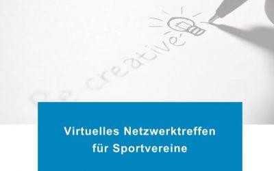 Virtuelles Netzwerktreffen für Sportvereine