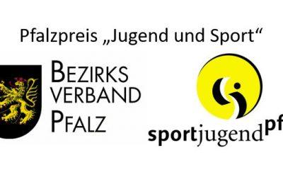 """15. Pfalzpreis """"Jugend & Sport"""" – Ehrungstermin auf 11. September verschoben"""