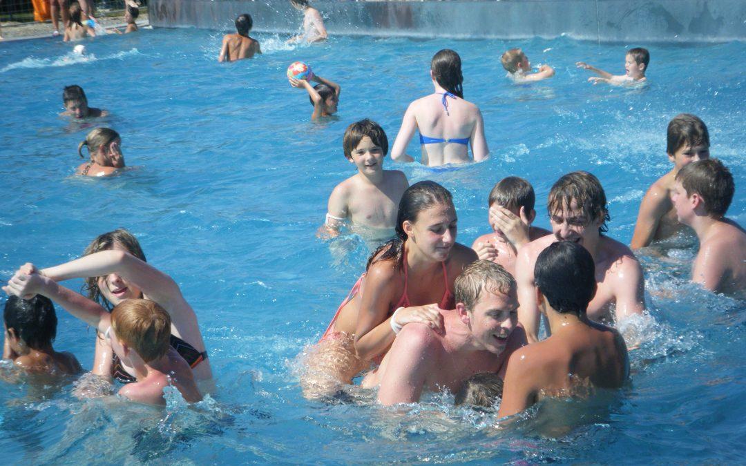 Freizeitangebot der Sportjugend in den Sommerferien