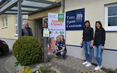 TSC Rülzheim erhält AOK-Gesundheitspreis
