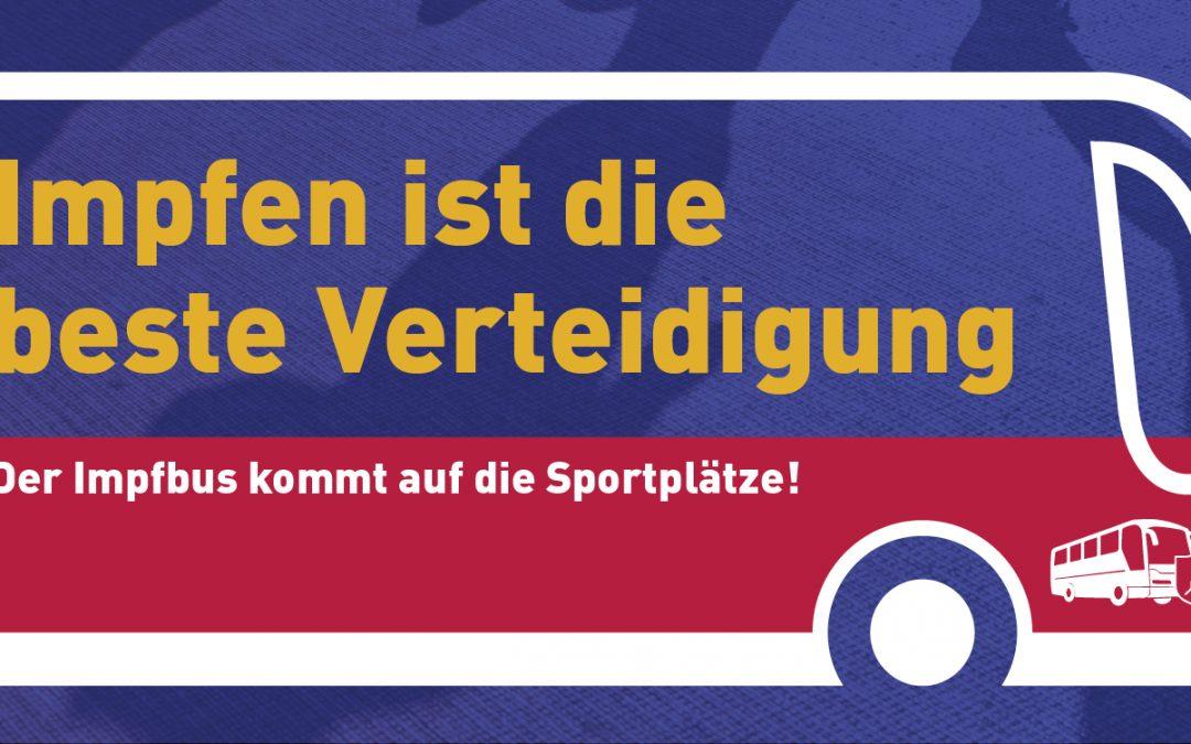 Sportjugenden unterstützen Impfkampagne für Jugendliche
